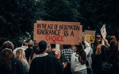 SPEAK UP, ACT NOW | NIEUWSBRIEF BLYDE