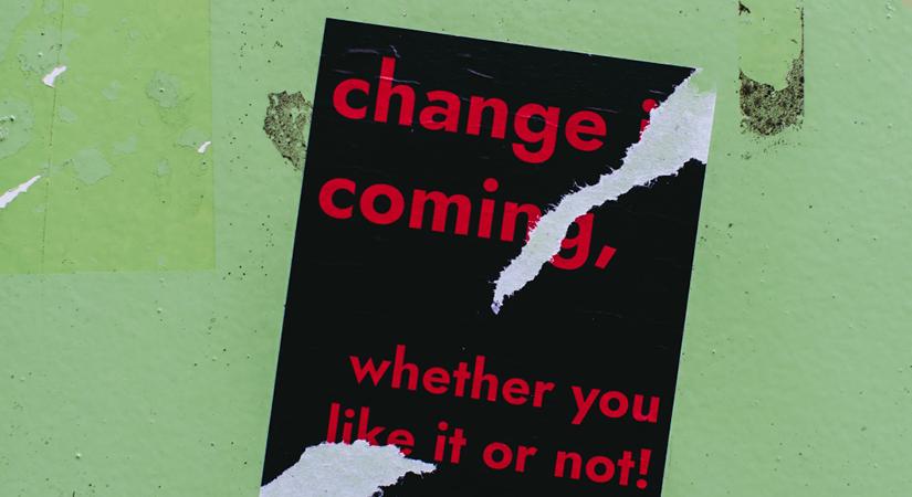 LET'S TALK SYSTEM CHANGE | NIEUWSBRIEF BLYDE